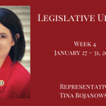 A Legislative Perspective on the Kentucky General Assembly with State Representative Tina Bojanowski