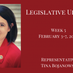A Legislative Perspective on the Kentucky General Assembly, February 7th, 2020