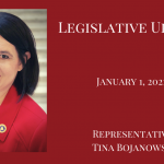 Legislative Update, January 1, 2021