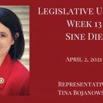 Legislative Update, April 2nd